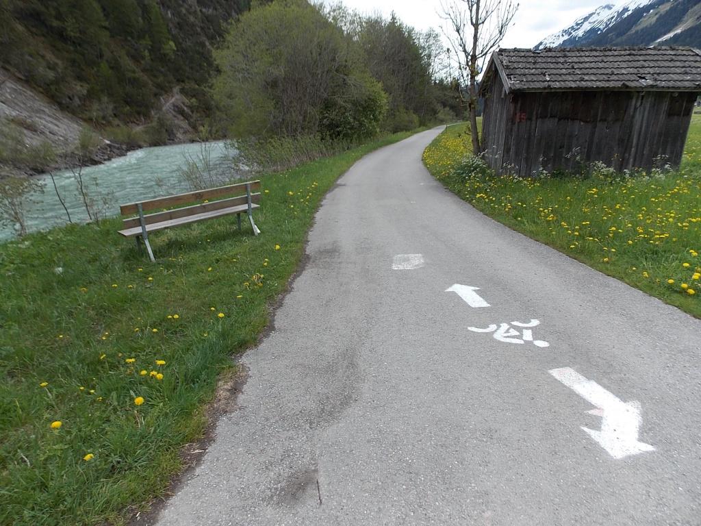 Lech Radweg Schönau