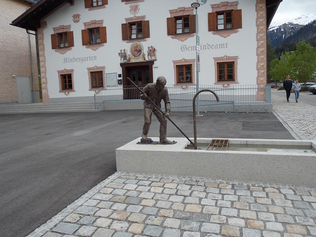 Lech Radweg Bach