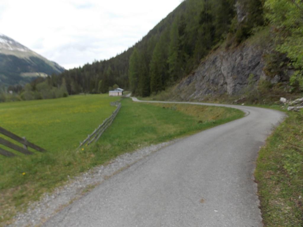 Lech Radweg Untergrünau