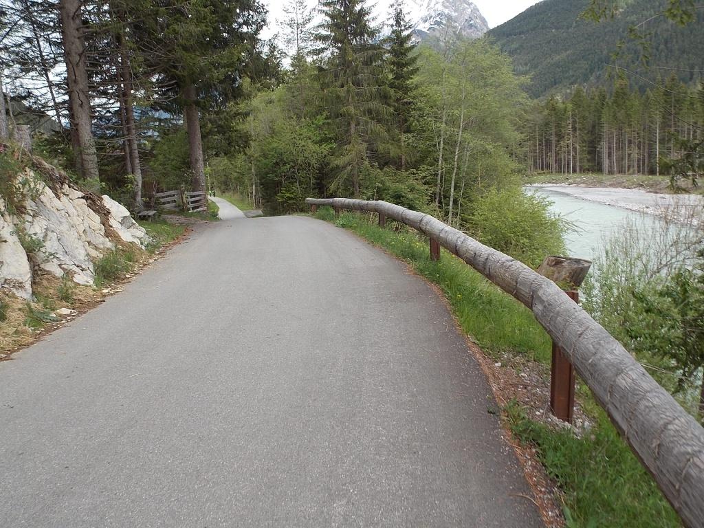 Lech Radweg Luxnach