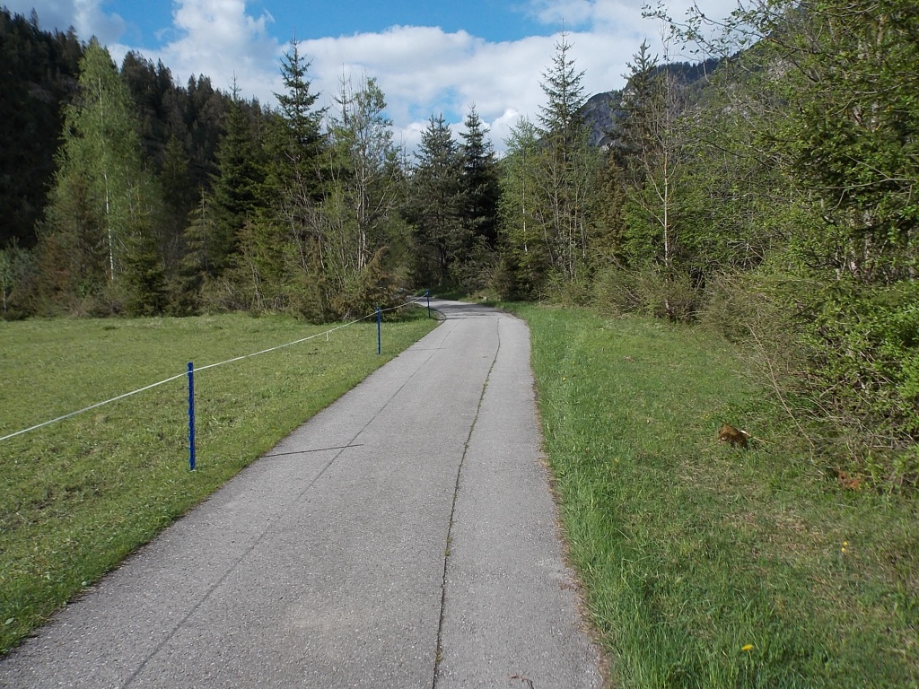 Lech Radweg Klimm