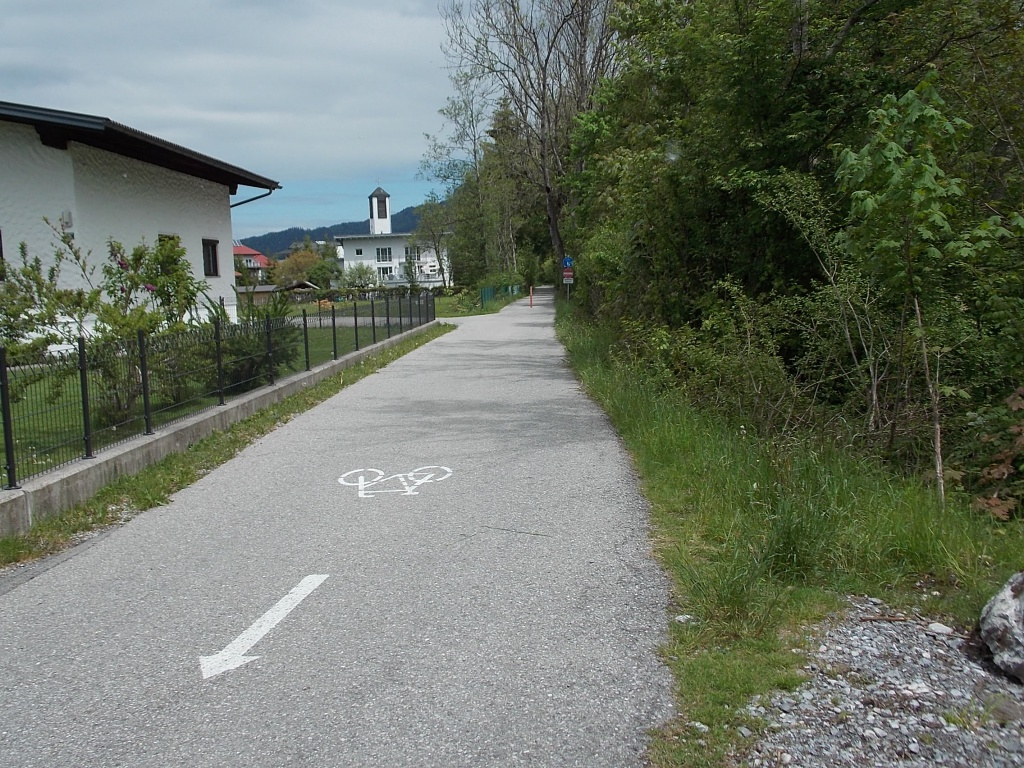 Lech Radweg Höfen