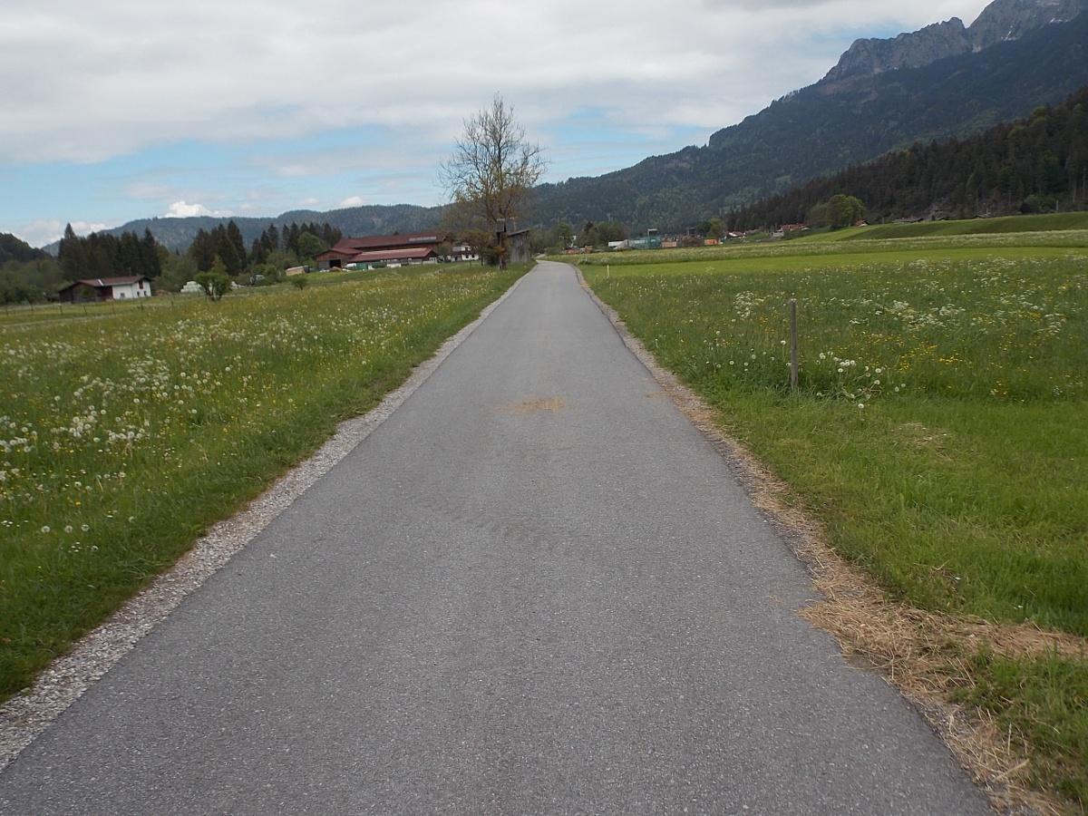 Lech Radweg Pflach