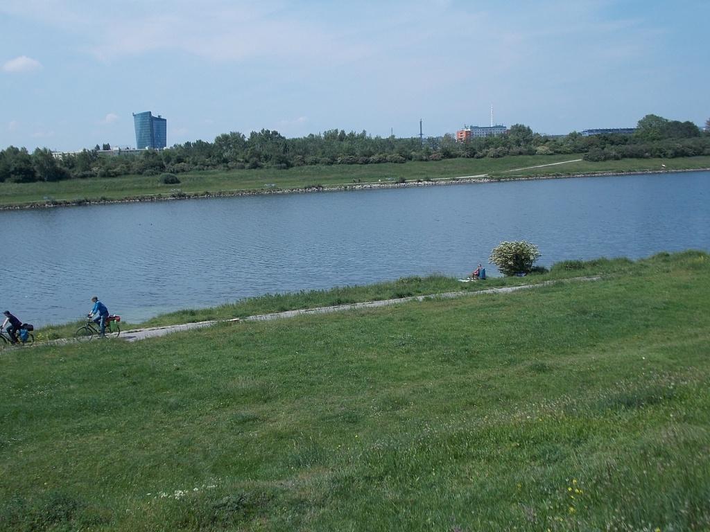 Wien und Neue Donau
