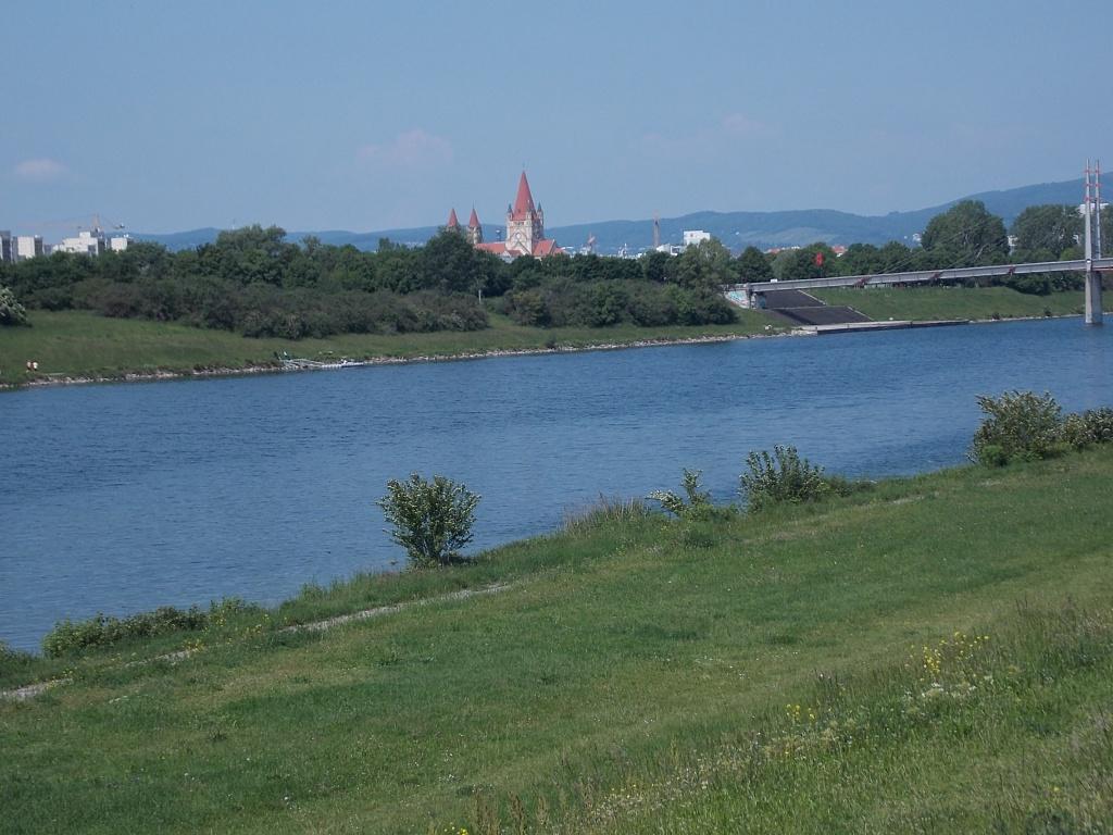 Wien Neue Donau Donauinsel
