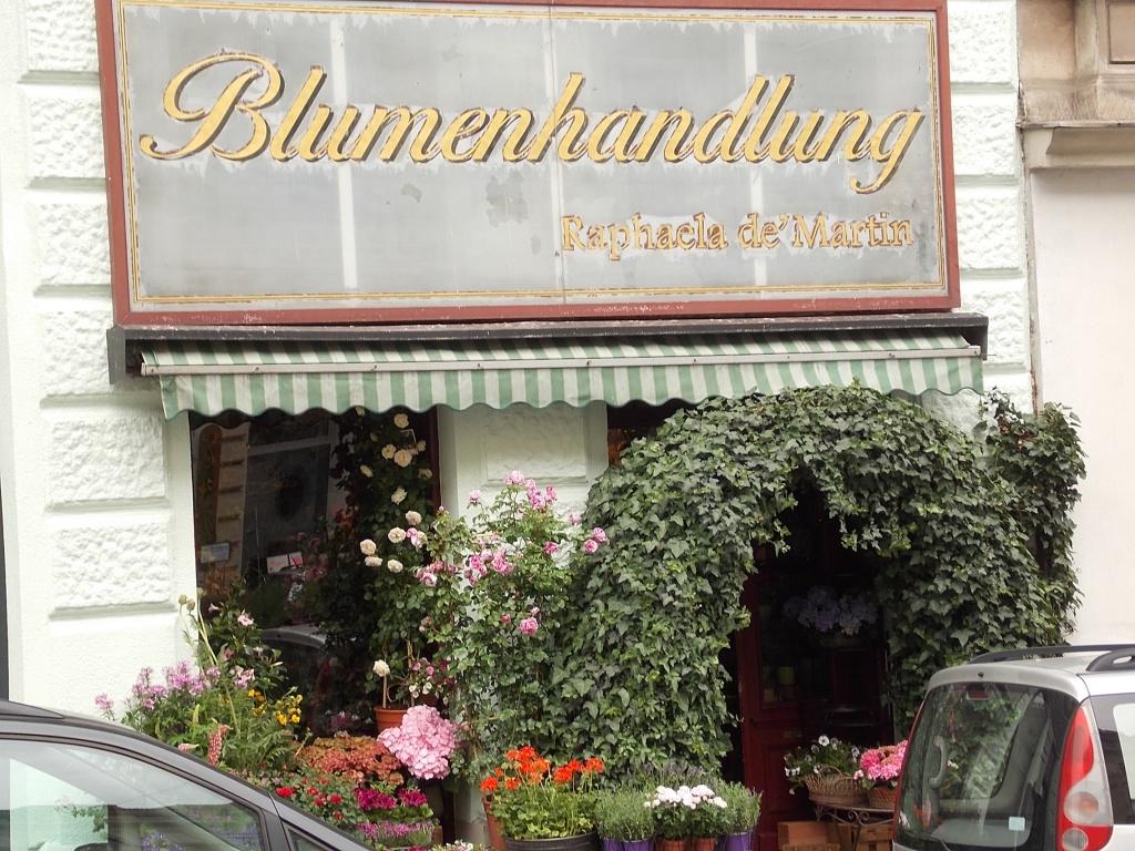 Wien Blumenladen
