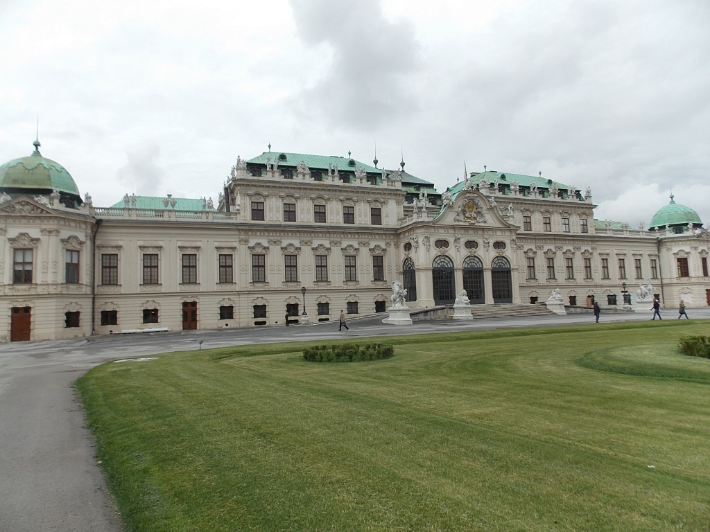 Wien Belvedere Oberes