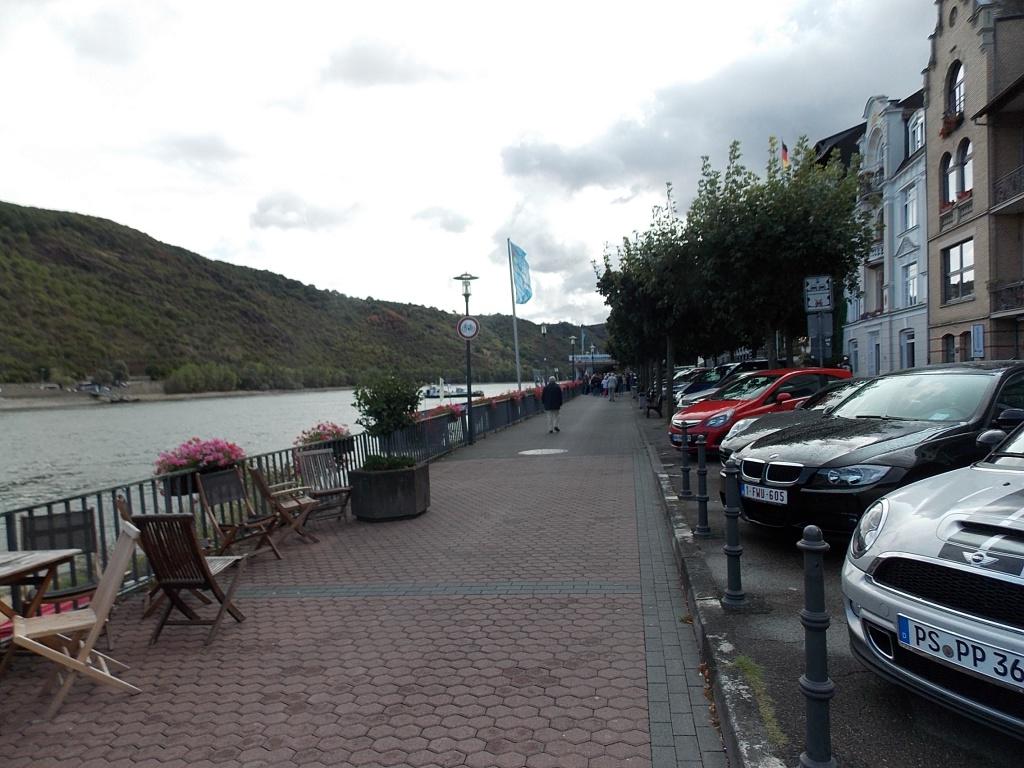 Boppard Rheinallee Deutsche Alleenstrasse Etappe 5