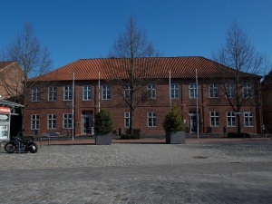 Bad Bramstedt Rathaus