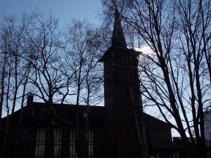 Harksheide Kirche