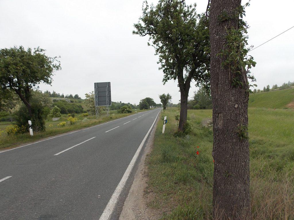 Großpaschleben - Nienburg Saale