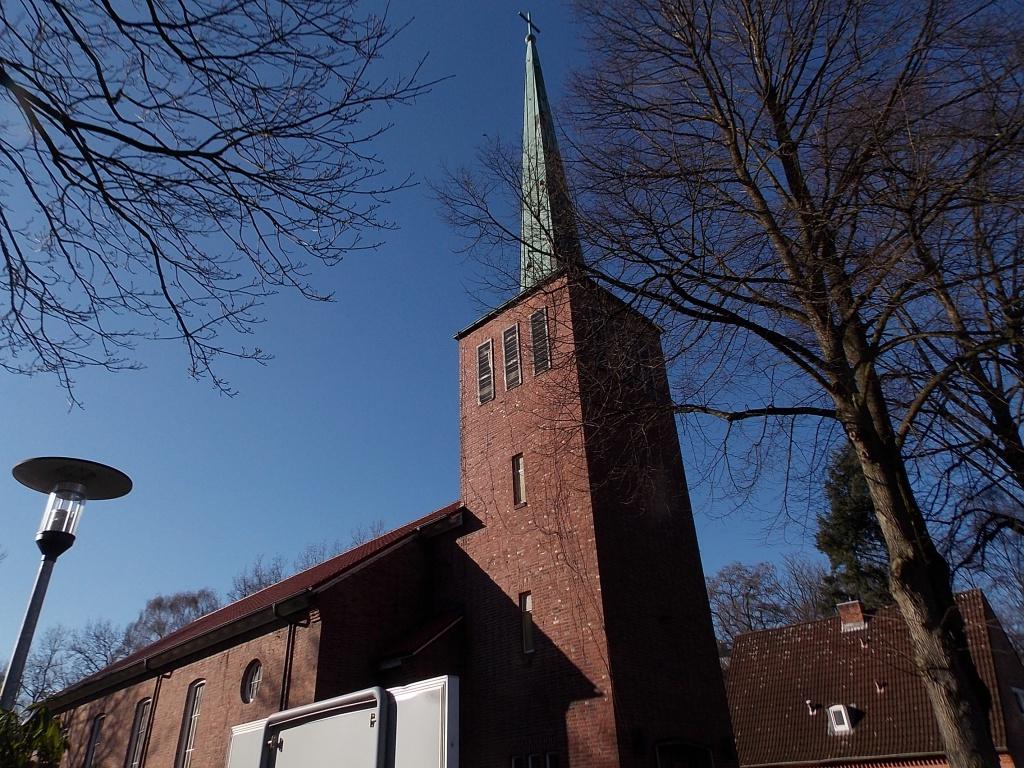 Hamburg Ochsenzoll Kirche St. Annen