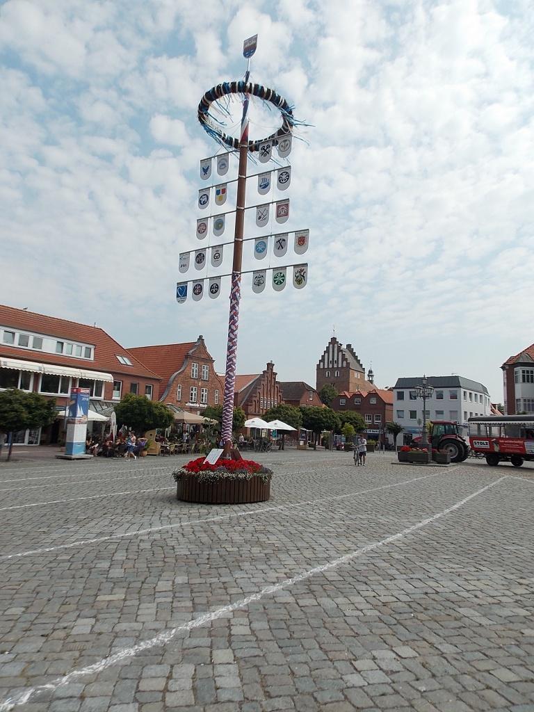 Heiligenhafen Marktplatz