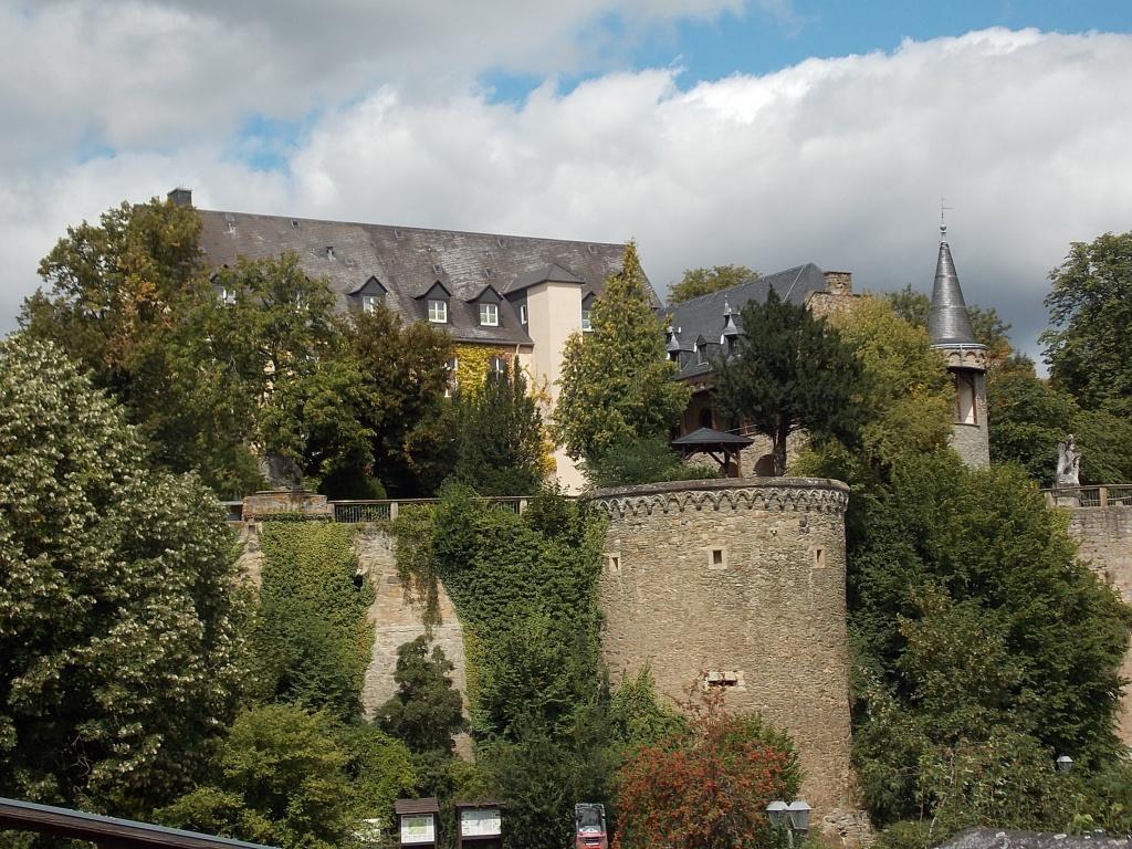 Dhaun Schloss Deutsche Alleenstrasse Etappe 5