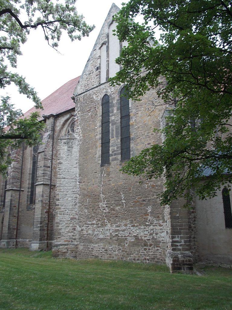 Nienburg Saale Klosterkirche St. Marien und St. Cyprian