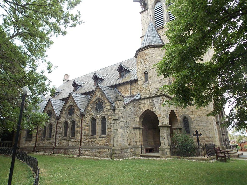 Neugattersleben Kirche