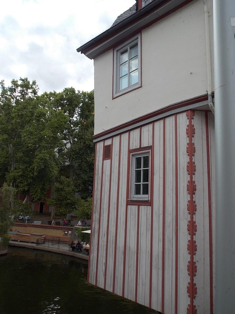 ad Kreuznach Brückenhäuser Deutsche Alleenstrasse Etappe 5