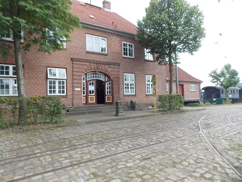 Museumsbahnhof Schönberger Strand Bahnhof