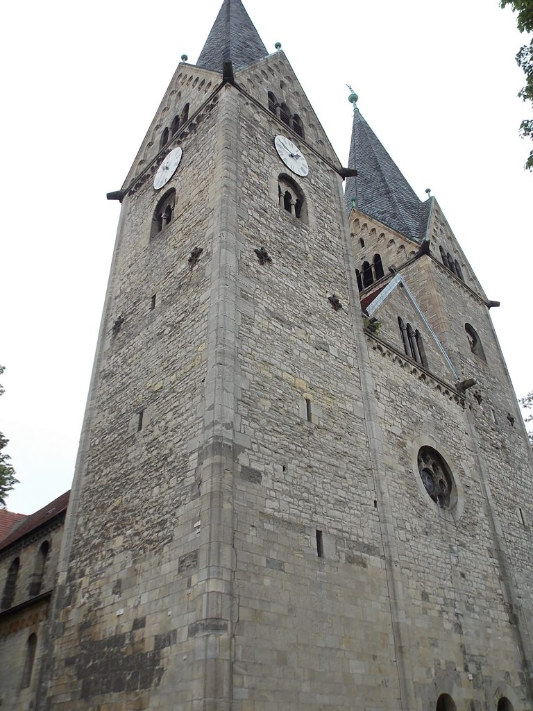 Hecklingen Klosterkiche Basilika St. Georg & St. Pancratius