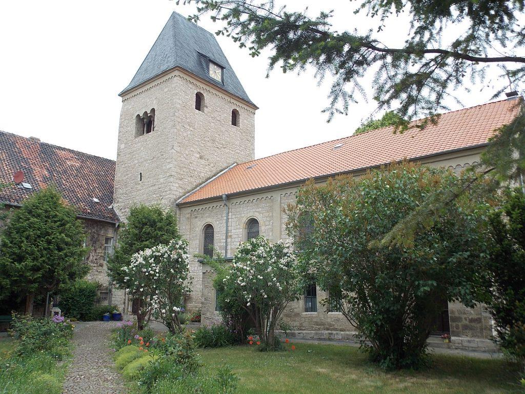Hedersleben Kloster St. Gertrudis