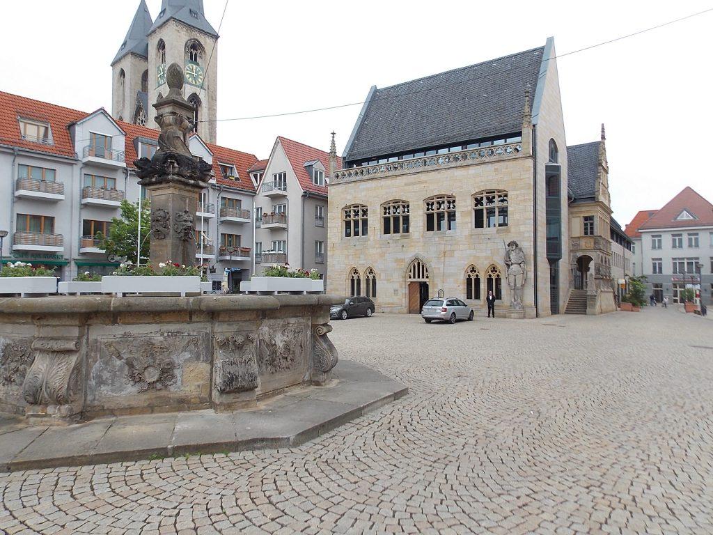 Halberstadt Rathaus