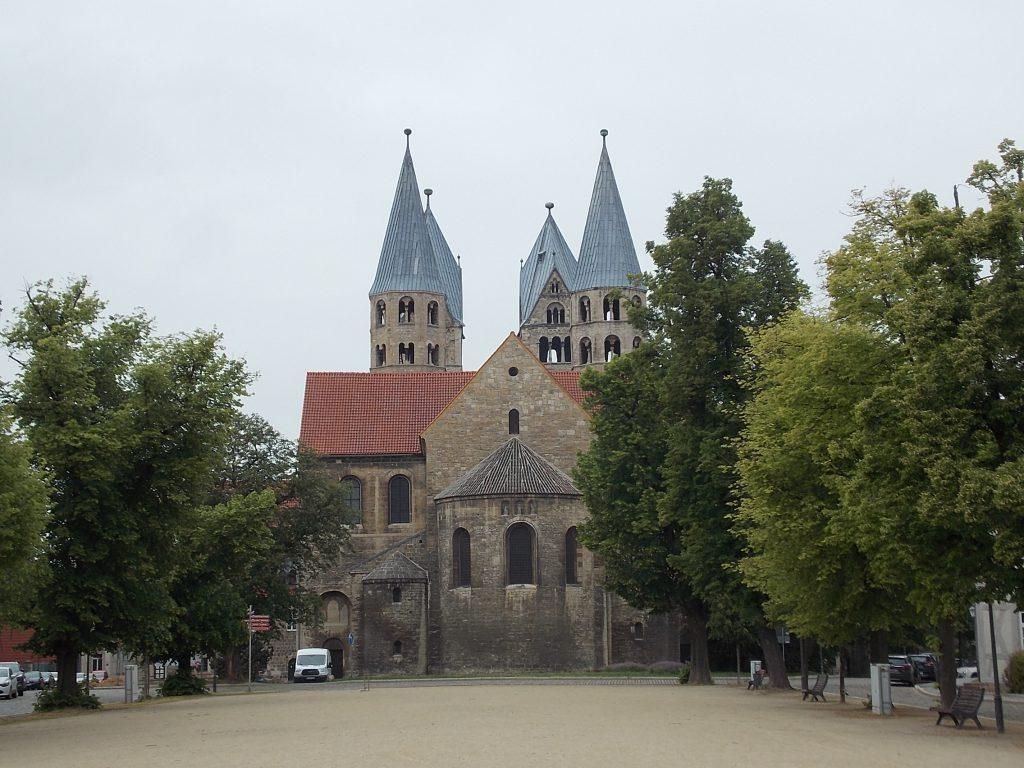 Halberstadt Domplatz