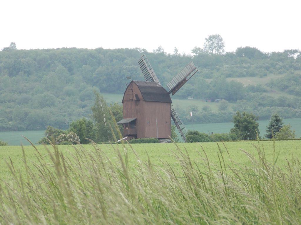 Badersleben Bockwindmühle