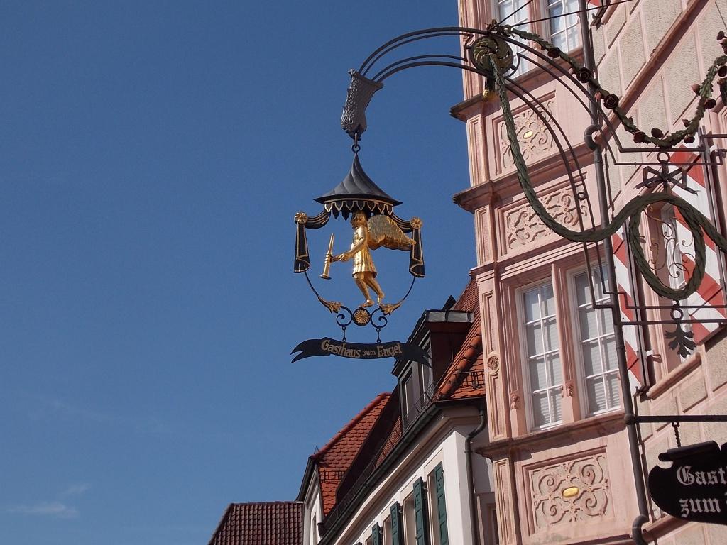 Bad Bergzabern Gasthaus zum Engel Deutsche Alleenstrasse Etappe 6