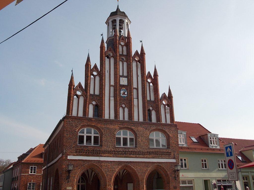 Grimmen Rathaus