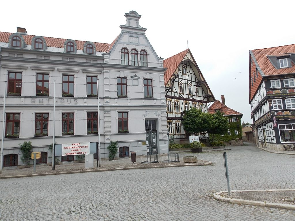 Osterwieck Rathaus