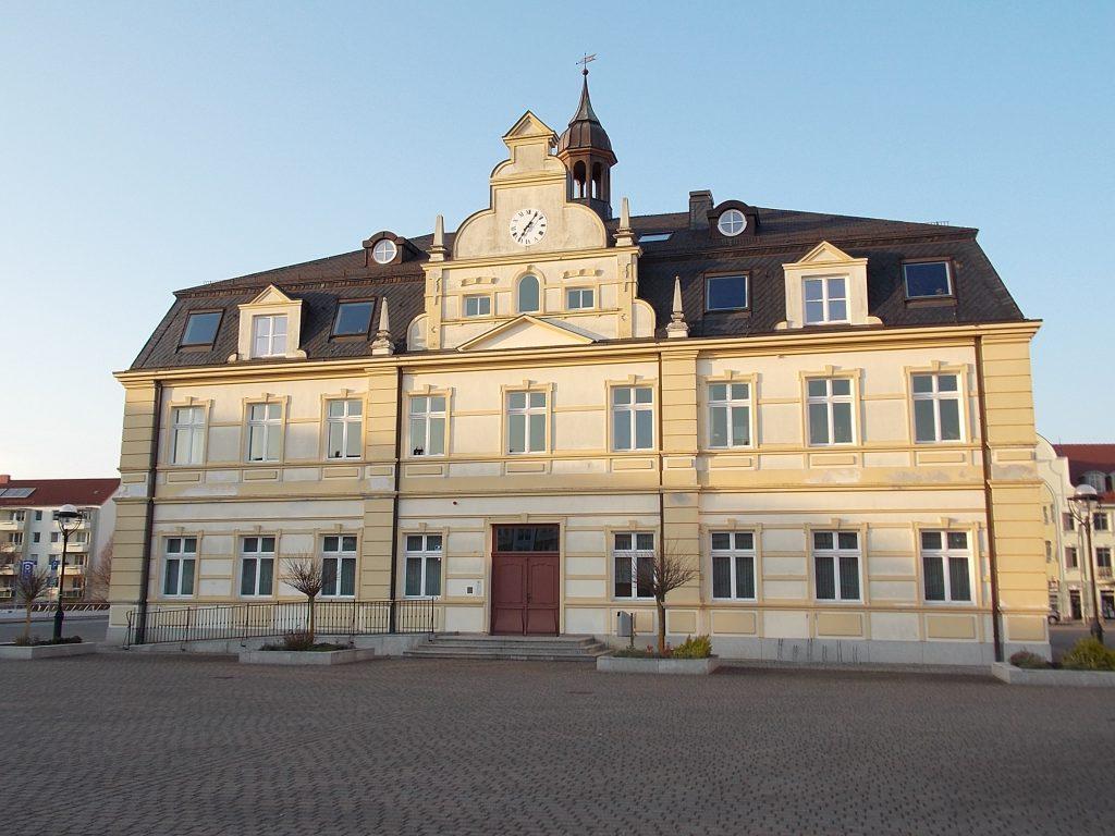 Demmin Rathaus