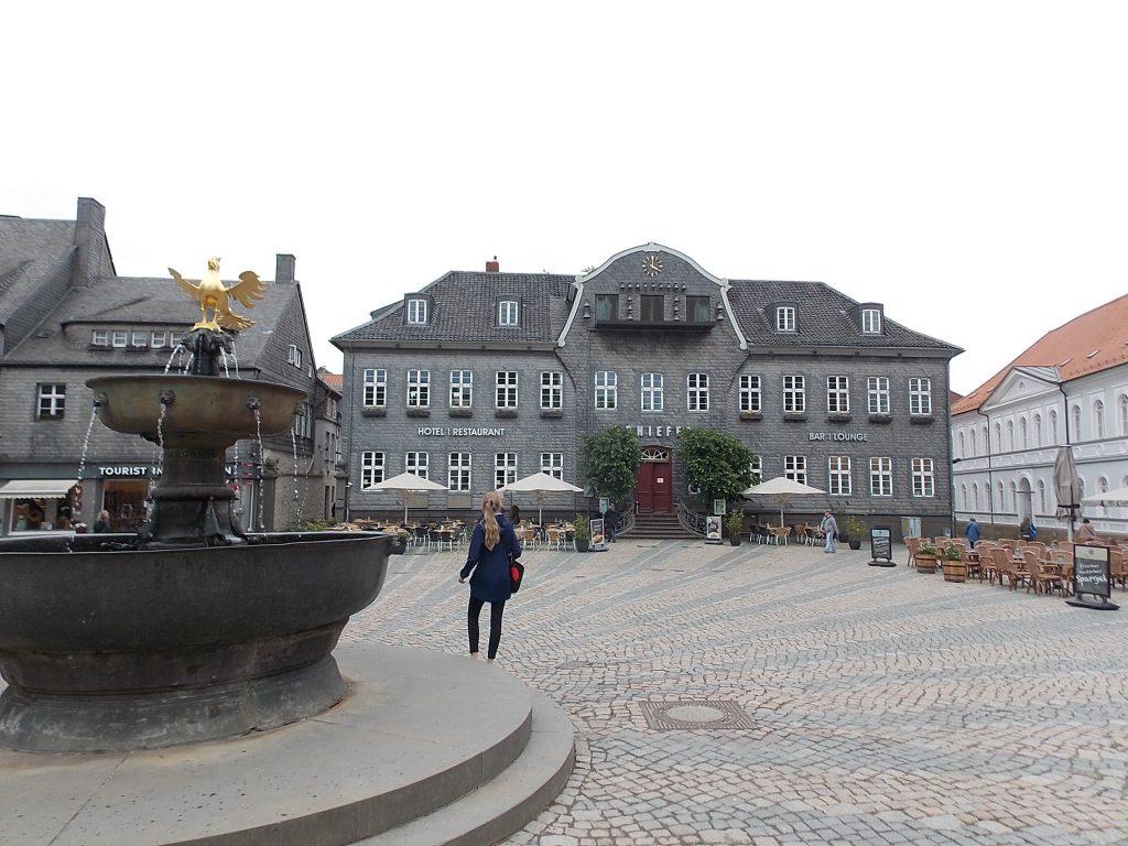 Goslar Hotel Schiefer