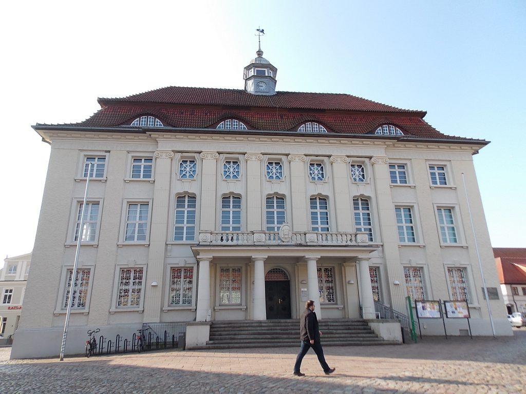 Malchin Rathaus