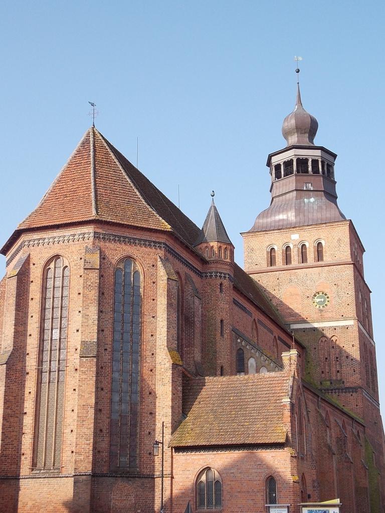 Malchin St. Johanniskirche