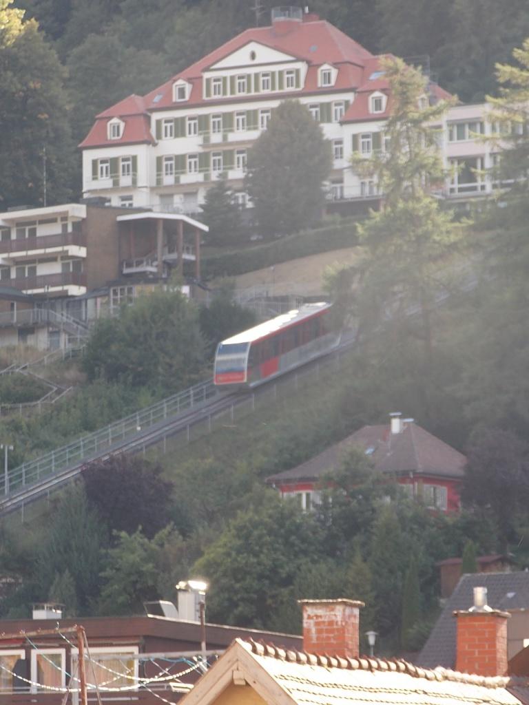 Bad Wildbad Sommerbergbahn Deutsche Alleenstrasse Etappe 6