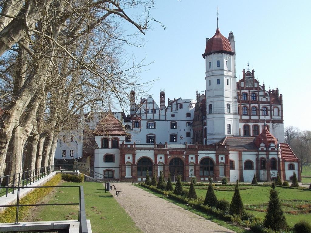 Basedow Schloss