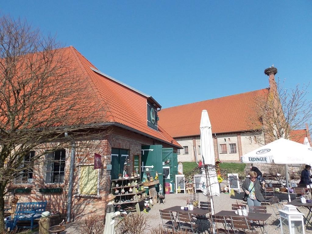 Basedow Schafstall