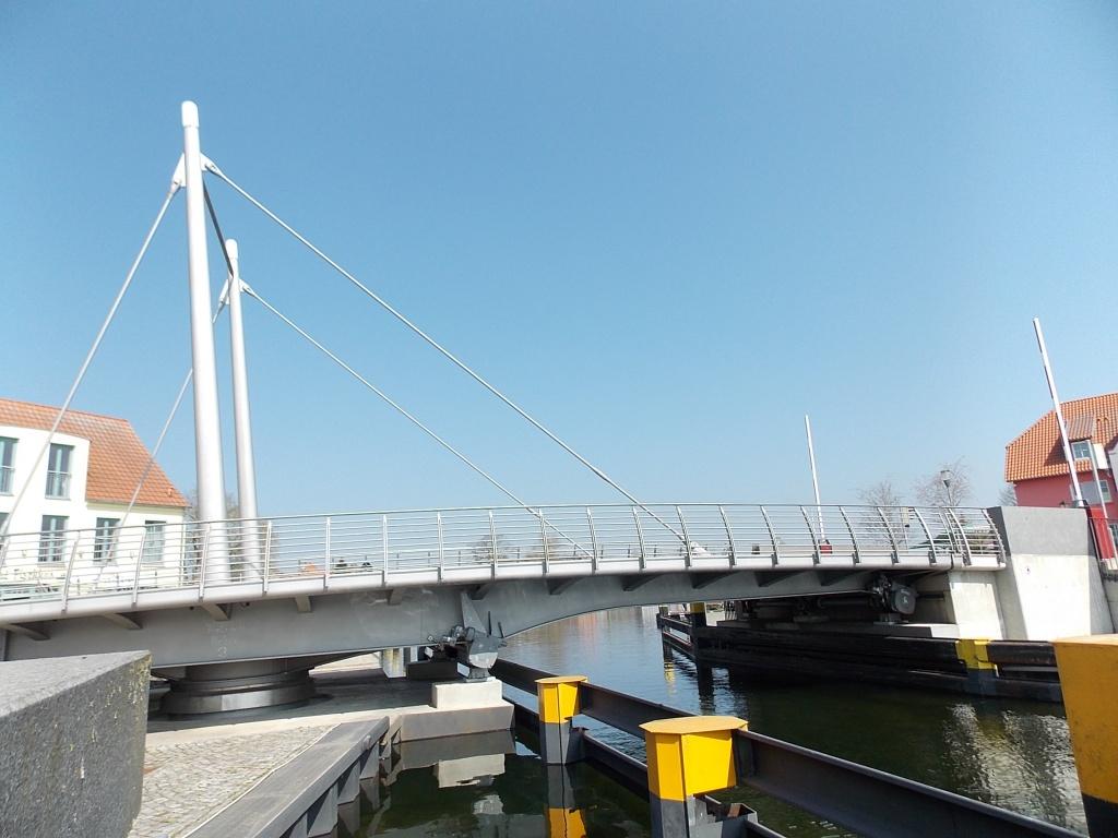 Malchow Drehbrücke