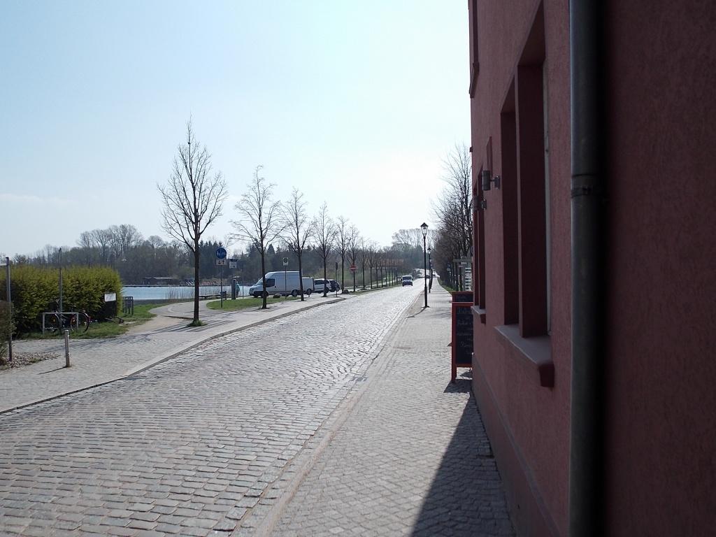 Malchow Erddamm