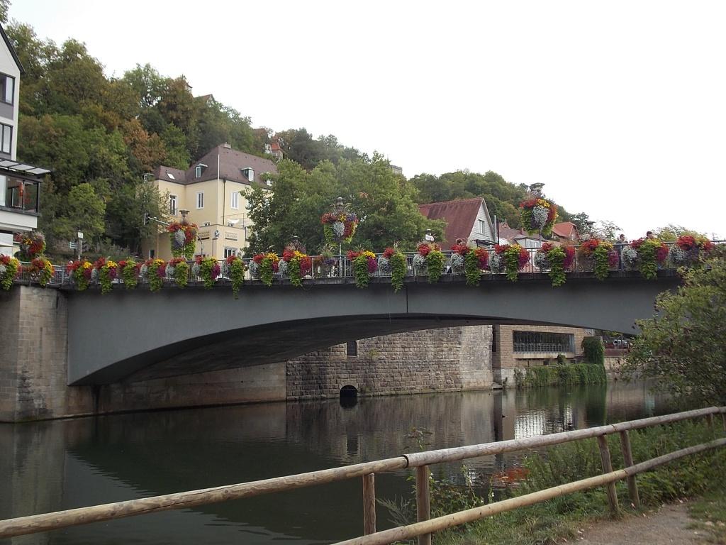 Tübingen Eberhardsbrücke