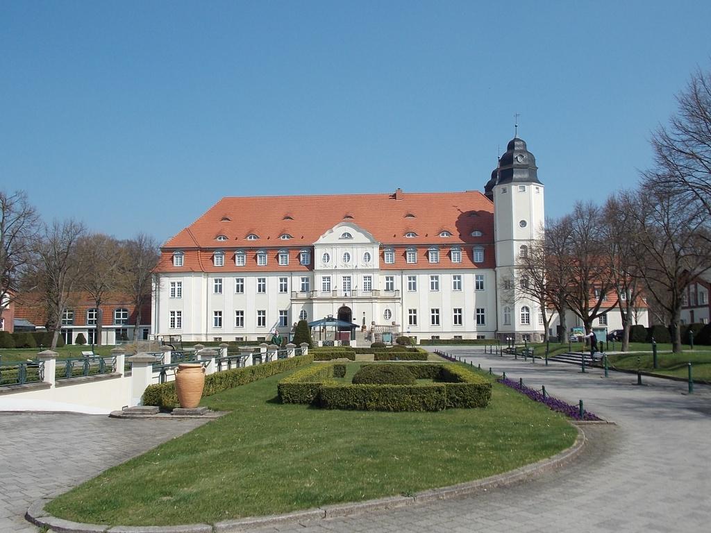 Göhren-Lebbin Schloss