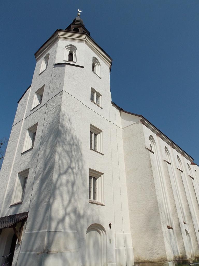 Mirow Kirche beim Schloss