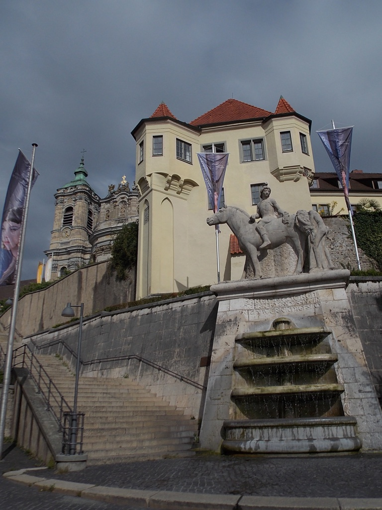 Weingarten Basilika St. Martin und Oswald