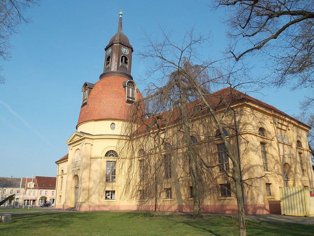Neuruppin Kirche St. Marien