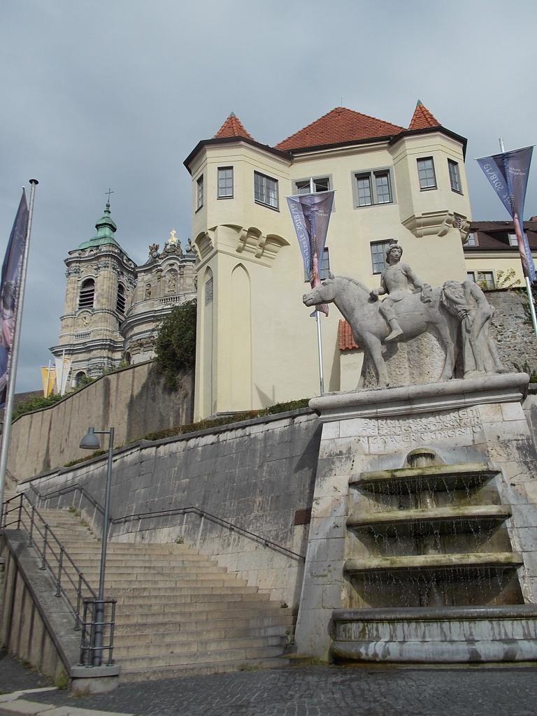 Weingarten Basilika St. Martin und Oswald Deutsche Alleenstrasse 7