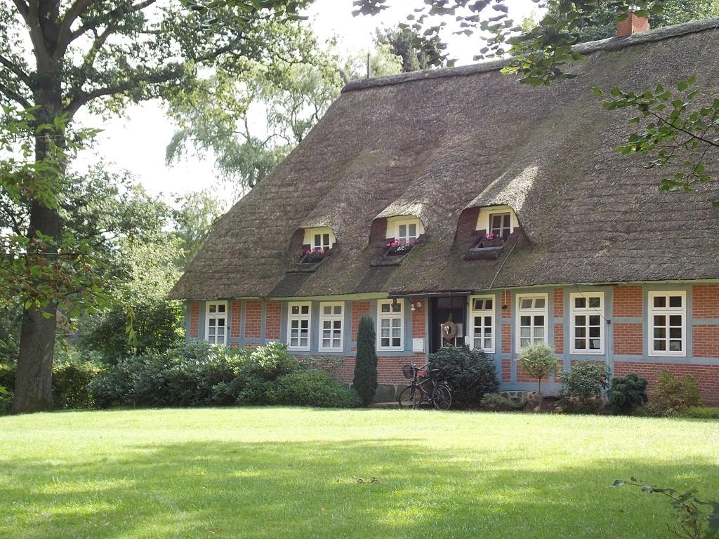 Bispingen Reetdachhaus