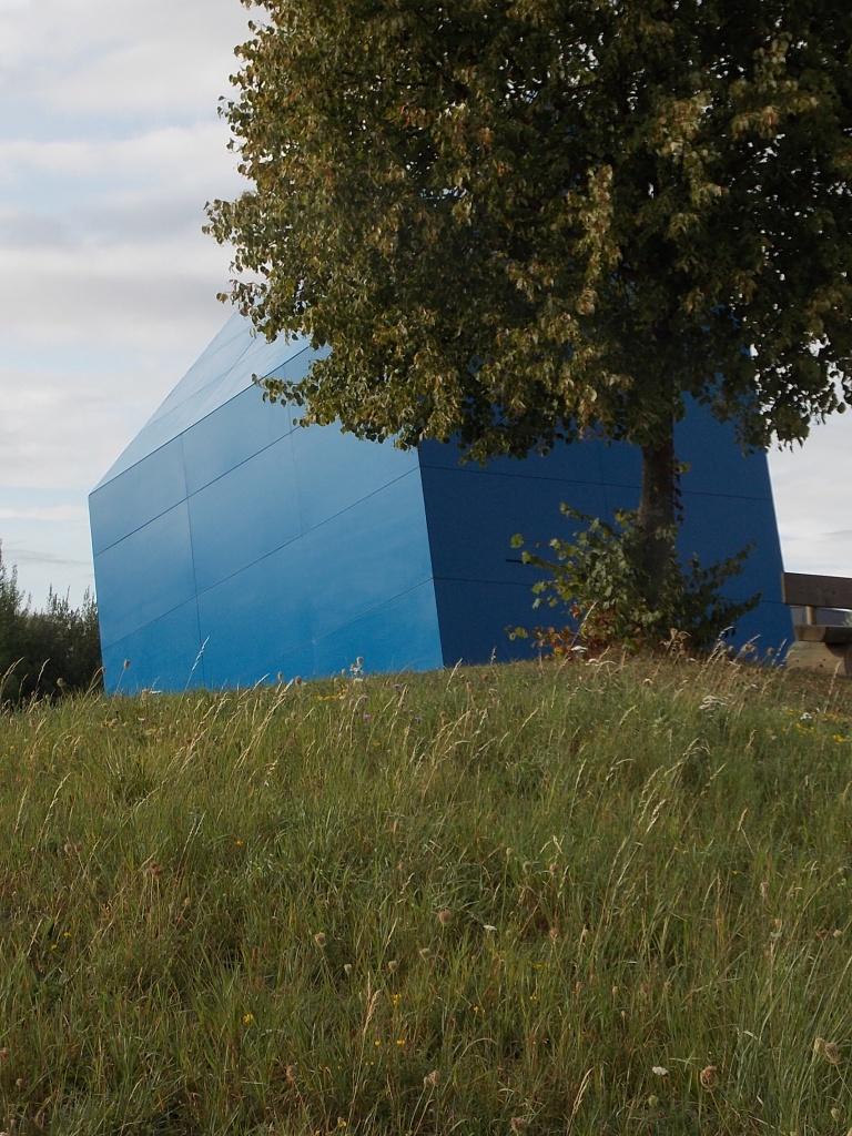 Ravensburg Das Blaue Haus