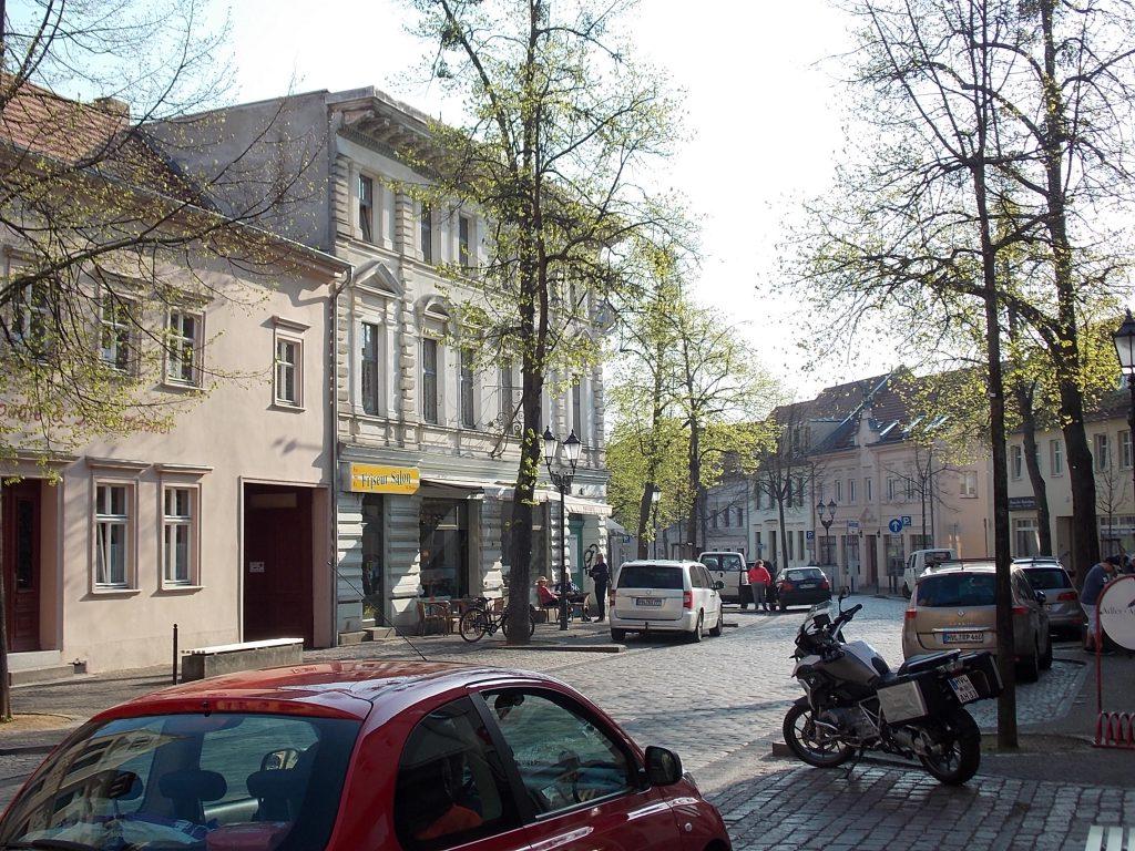 Nauen Marktstraße