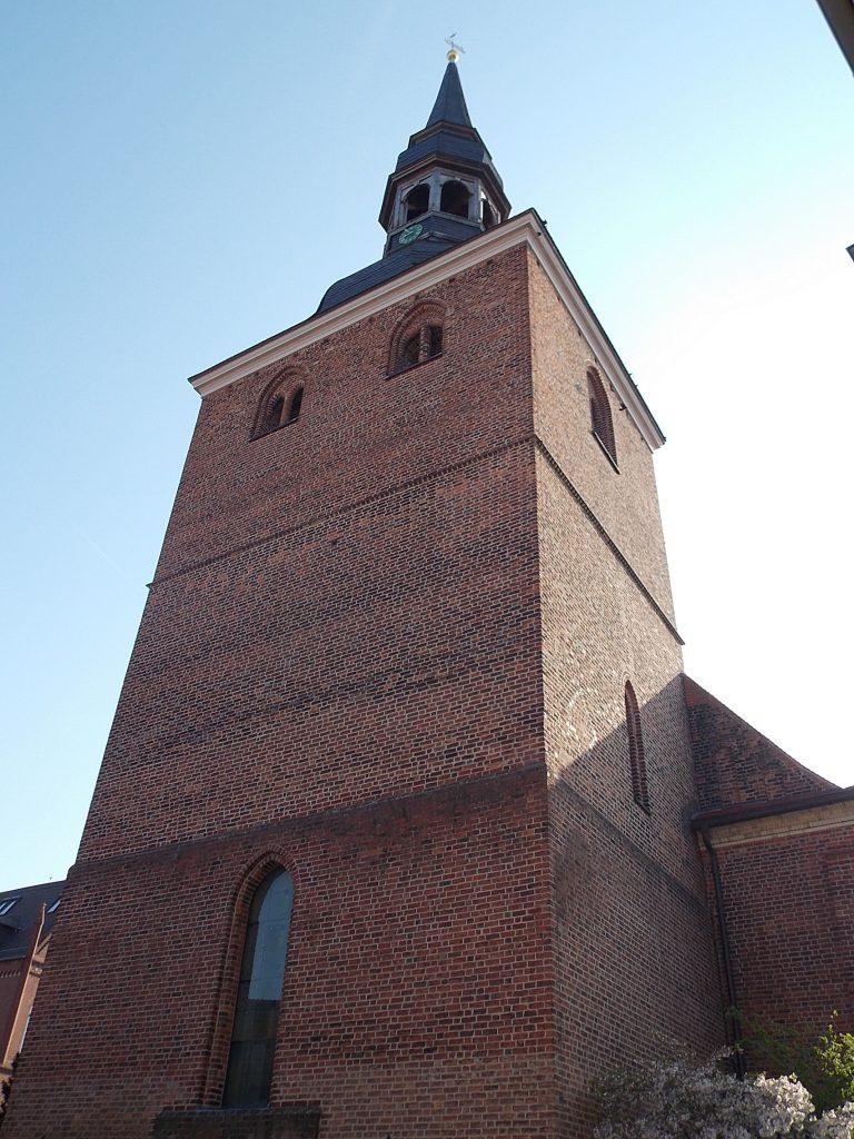 Nauen Kirche Sankt Jakobi