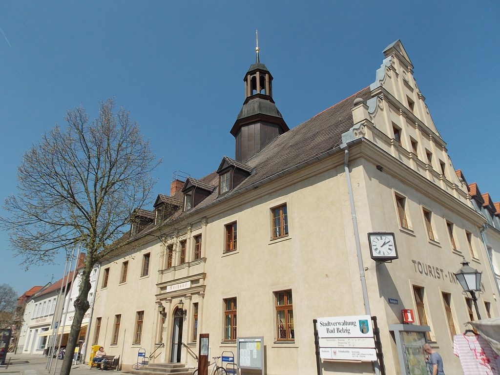 Bad Belzig Rathaus